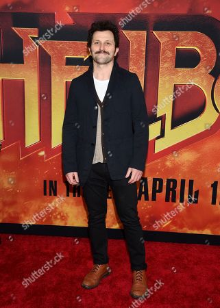 """Daniel Sauli attends a special screening of """"Hellboy"""" at AMC Lincoln Square, in New York"""