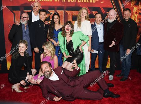 """Editorial photo of NY Special Screening of """"Hellboy"""", New York, USA - 09 Apr 2019"""