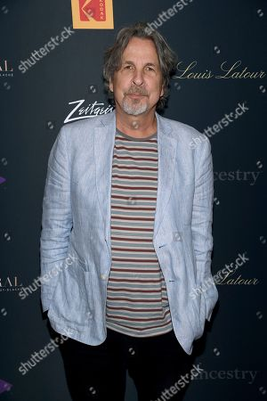 "Peter Farrelly arrives at the Los Angeles premiere of ""Be Natural: The Untold Story of Alice Guy-Blache"", at Harmony Gold in Los Angeles"