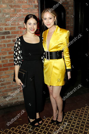 """Editorial image of New York Special Screening """"HELLBOY """" - After Party Held at The Bowery Hotel, USA - 10 Apr 2019"""