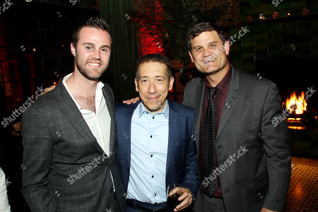 Jeffrey Greenstein (Millennium Media President), Lloyd Levin (Producer), Jason Constantine (Lionsgate President, Acquisitions & Co-Productions)