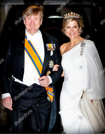 Diplomatic corps dinner, Amsterdam