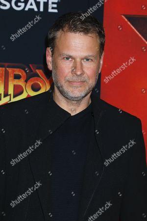 Joel Harlow (Makeup Designer)