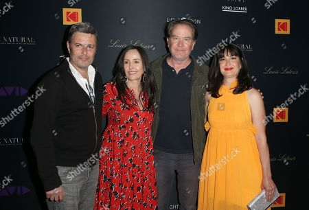Editorial picture of 'Be Natural: The Untold Story of Alice Guy-Blache' film premiere, Arrivals, Harmony Gold, Los Angeles, USA - 09 Apr 2019