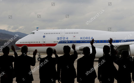 Editorial photo of US, Seongnam, South Korea - 10 Apr 2019