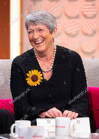 Editorial picture of 'Lorraine' TV show, London, UK - 10 Apr 2019