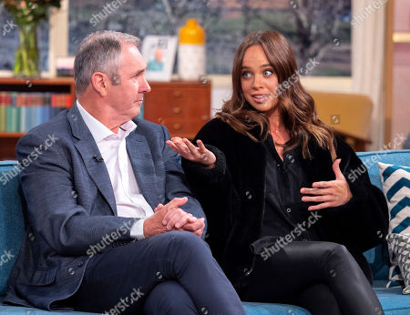 Editorial image of 'This Morning' TV show, London, UK - 10 Apr 2019