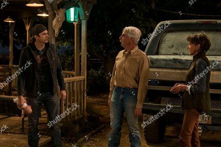 Ashton Kutcher as Colt Bennett, Sam Elliott as Beau Bennett and Wendie Malick as Lisa