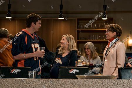 Ashton Kutcher as Colt Bennett, Elisha Cuthbert as Abby and Wendie Malick as Lisa
