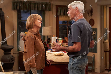 Kathy Baker as Joanne and Sam Elliott as Beau Bennett