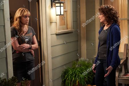 Megyn Price as Mary and Debra Winger as Maggie Bennett