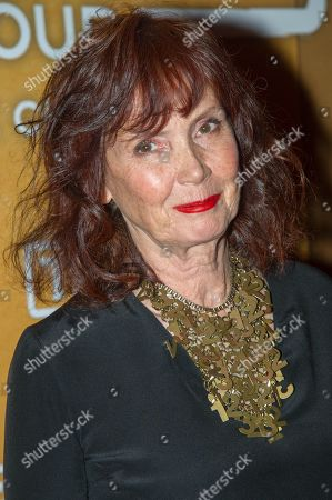French actress Sabine Azema
