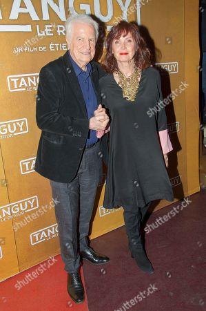 Andre Dussolier, Sabine Azema