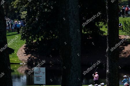 Editorial photo of The 2019 Masters Tournament, Augusta, USA - 10 Apr 2019