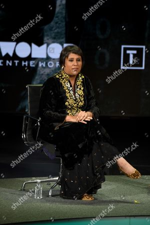 Editorial photo of 10th Annual Women in the World Summit, Inside, New York, USA - 10 Apr 2019