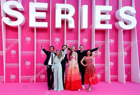 Editorial photo of Cannes Series Festival 2019, France - 10 Apr 2019