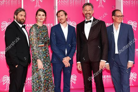 Editorial image of Cannes Series Festival 2019, France - 10 Apr 2019