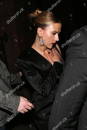 Stock Image of Scarlett Johnson