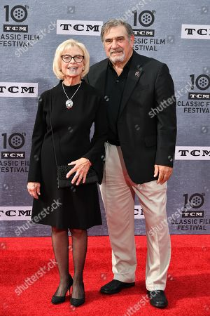 Editorial image of 'When Harry Met Sally' Reunion TCM Opening Night, Arrivals, TCL Chinese Theatre, Los Angeles, USA - 11 Apr 2019