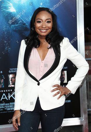 Stock Picture of Malina Moye