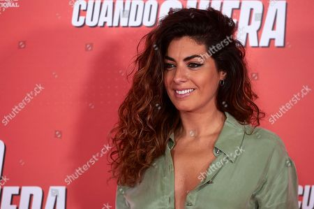 Editorial image of 'I Can Quit Whenever I Want' film premiere, Madrid, Spain  - 10 Apr 2019