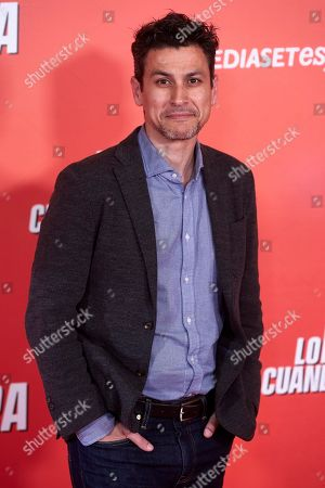 Editorial picture of 'I Can Quit Whenever I Want' film premiere, Madrid, Spain  - 10 Apr 2019