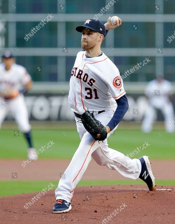 cb47e97f Houston Astros starting pitcher Collin McHugh (31) throws against the New  York Yankees during