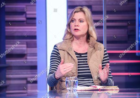 Editorial photo of 'Peston' TV Show, Series 2, Episode 14, London, UK - 10 Apr 2019