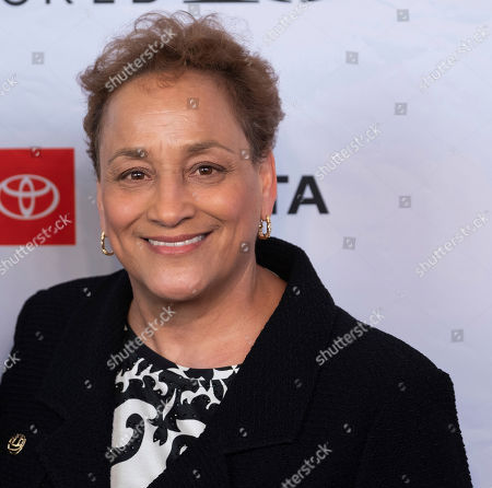 Jo Ann Jenkins attends the Women in the World Summit opening night at the David H. Koch Theater at Lincoln Center, in New York