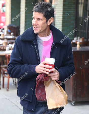 Editorial photo of Mike Diamond out and about, New York, USA - 10 Apr 2019