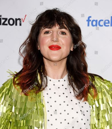 Co-founder of Refinery29 Piera Gelardi attends the Lower Eastside Girls Club Spring Fling gala at the Angel Orensanz Foundation, in New York