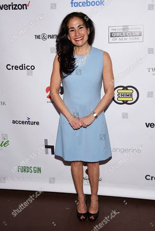 Susan McPherson attends the Lower Eastside Girls Club Spring Fling gala at the Angel Orensanz Foundation, in New York