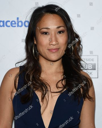 Tina Huang attends the Lower Eastside Girls Club Spring Fling gala at the Angel Orensanz Foundation, in New York