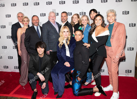 Editorial image of 'Armistead Maupin's Tales of the City' TV show premiere, Arrivals, San Francisco, USA - 10 Apr 2019