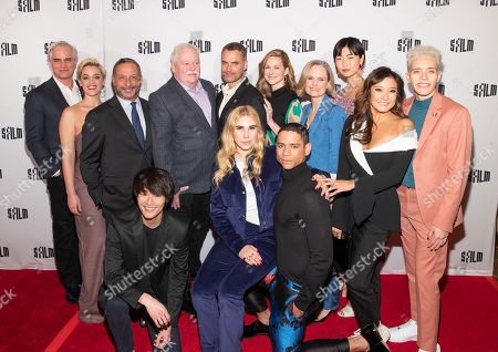Editorial picture of 'Armistead Maupin's Tales of the City' TV show premiere, Arrivals, San Francisco, USA - 10 Apr 2019