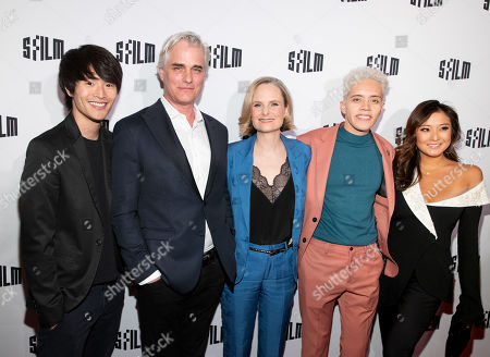 Editorial photo of 'Armistead Maupin's Tales of the City' TV show premiere, Arrivals, San Francisco, USA - 10 Apr 2019