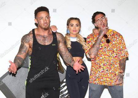 Editorial image of 'The Challenge: War Of The Worlds', TV show, photocall, London, UK - 10 Apr 2019