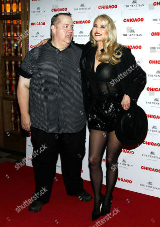 Editorial photo of 'Chicago' The Musical opening night, After Party, Las Vegas, USA - 10 Apr 2019