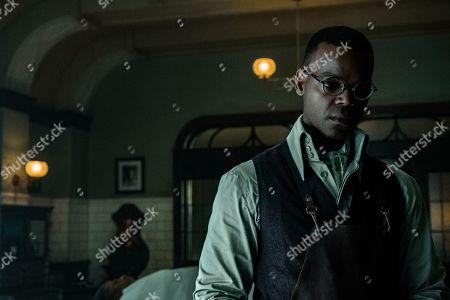 Demore Barnes as Mr. Ibis