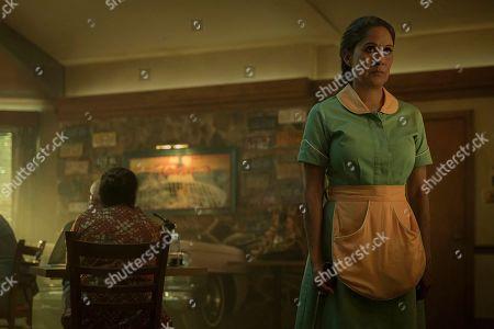 Sakina Jaffrey as Mama-Ji