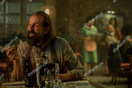 Peter Stormare as Czernobog and Sakina Jaffrey as Mama-Ji