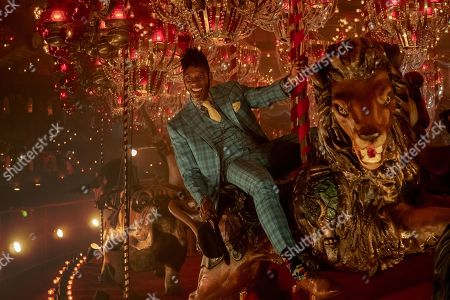 Editorial picture of 'American Gods' TV Show Season 2 - 2019