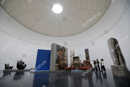 Editorial picture of Tank Shanghai art space in Shanghai, China - 11 Apr 2019