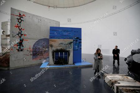 Editorial image of Tank Shanghai art space in Shanghai, China - 11 Apr 2019