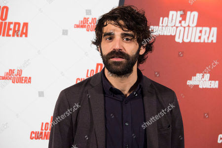 Editorial photo of 'I Can Quit Whenever I Want' film premiere, Madrid, Spain - 09 Apr 2019