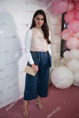 Stock Photo of Alejandra Meco