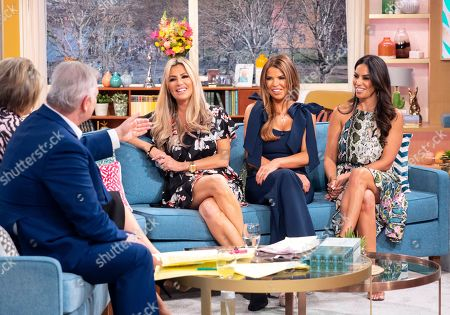 Editorial picture of 'This Morning' TV show, London, UK - 11 Apr 2019