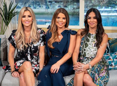 Editorial image of 'This Morning' TV show, London, UK - 11 Apr 2019