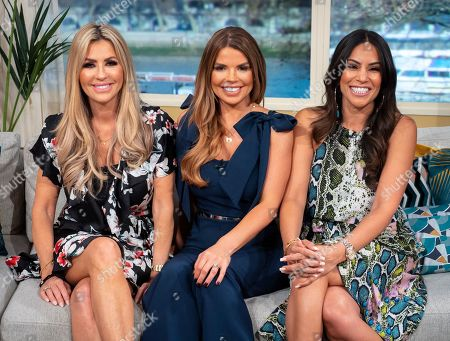 Editorial photo of 'This Morning' TV show, London, UK - 11 Apr 2019
