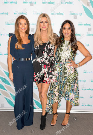 Tanya Bardsley, Dawn Ward and Seema Malhotra